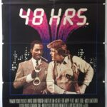 48 Hrs  | 1982 |  Final | US One Sheet