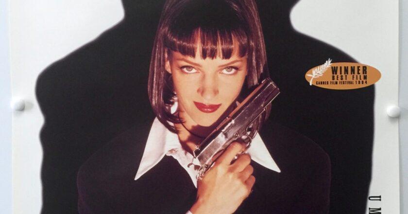 Pulp Fiction | 1994 | UK Misc