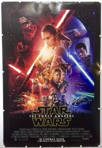 Star Wars: The Force Awakens UK One Sheet Coming Soon