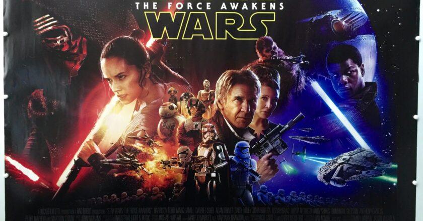 The Force Awakens | 2015 | Final | UK Quad