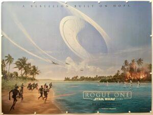 Star Wars: Rogue UK Quad Advance