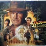 Indiana Jones and the Kingdom of the Crystal Skull | 2008 | Final | UK Quad