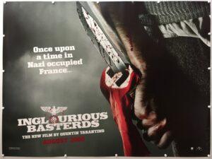 Inglorious Basterds Knife Style UK Quad