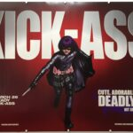 Kick Ass | 2010 | Advance 'Hit Girl' | UK Quad