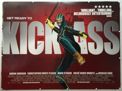Kick Ass 'Final' UK Quad