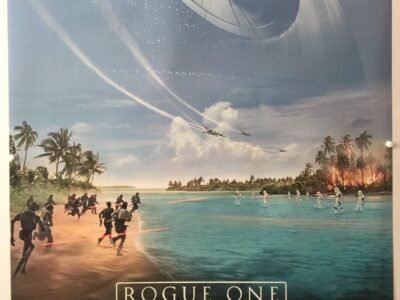Star Wars: Episode VIII – Rogue One Advance UK One Sheet