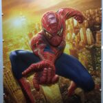Spider-Man 2 | 2004 | 3D Plastic | UK Poster