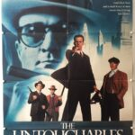 The Untouchables | 1987 | Final | UK One Sheet