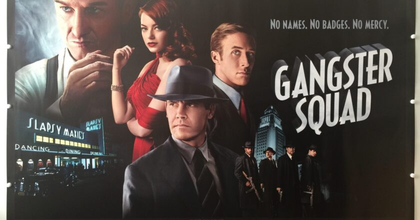 Gangster Squad | 2013 | Final | UK Quad