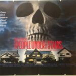 Wes Craven's The People Under The Stairs | 1991 | Final | UK Quad