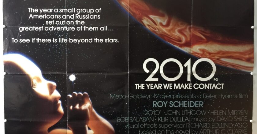 2010: The Year We Make Contact | 1984 | Final | UK Quad