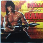 Rambo: First Blood Part II | 1985 | Final | UK Quad