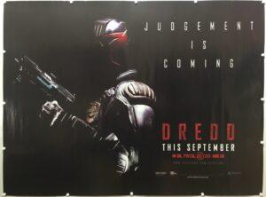 Dredd Advance UK Quad