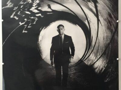 James Bond Skyfall Teaser UK One Sheet