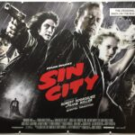 Sin City | 2005 | Park Circus Release | UK Quad