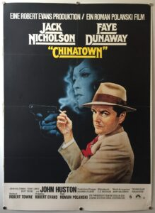 Chinatown 1974 German A1