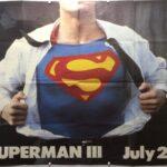 Superman III | 1983 | Advance | UK Quad