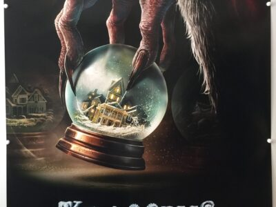 Krampus Teaser UK One Sheet