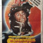 Clockwork Orange | 1971 | R1982 | US One Sheet