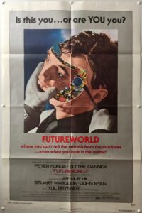 Futureworld Colour Style US One Sheet