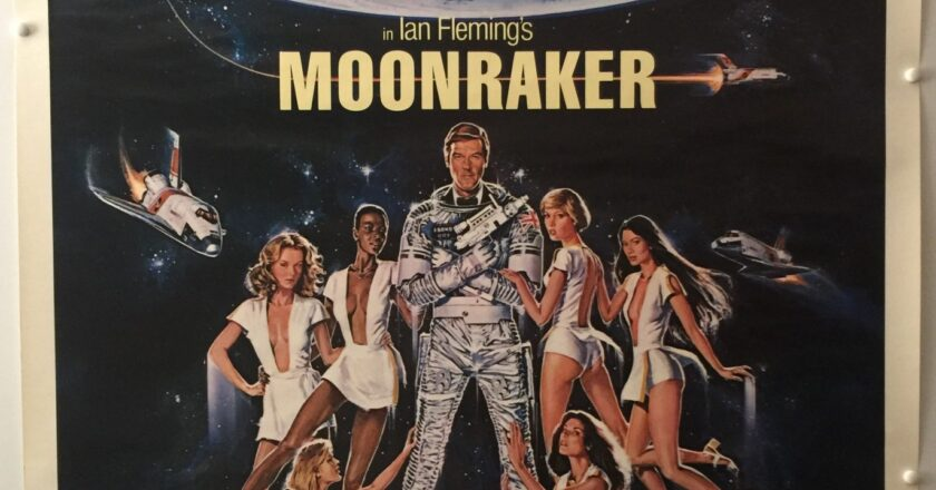 Moonraker | 1979 | Advance | Summer Style | US One Sheet