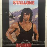 Rambo III | 1988 | Final | US One Sheet