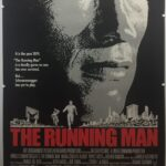 The Running Man | 1987 | Final | US One Sheet