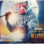 Kubo and the Two Strings | 2016 | Advance Monkey | UK Quad