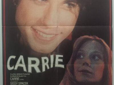 Carrie Style C German A1 Poster