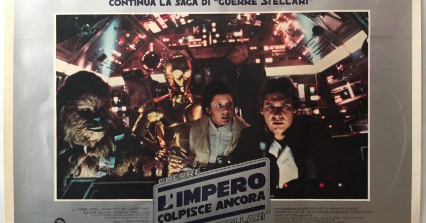 The Empire Strikes Back | 1980 | Italian Photobusta
