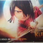 Kubo and the Two Strings | 2016 | Advance Kubo | UK Quad