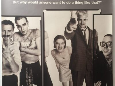 Trainspotting US One Sheet