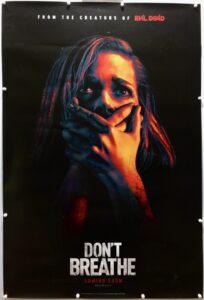 Don't Breathe Teaser US One Sheet