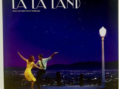 La La Land Advance UK One Sheet