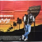 Beverly Hills Cop II | 1987 | UK Quad