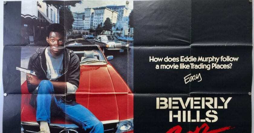 Beverly Hills Cop | 1984 | UK Quad