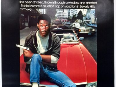Beverly Hills Cop US One Sheet
