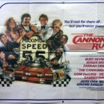 The Cannonball Run | 1981 | UK Quad