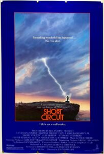 Short Circuit US One Sheet