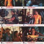 The Running Man | 1987 | UK Lobby Card