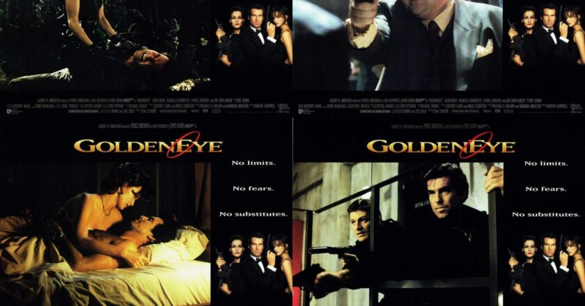 Goldeneye | 1995 | US Lobby Card