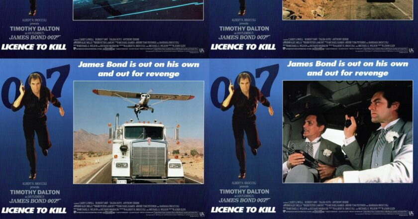 Licence to Kill | 1989 | US Lobby Card