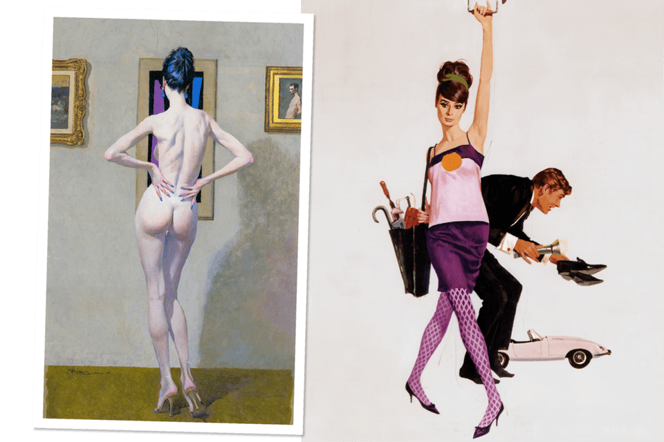 The Man Behind The Movie Posters - Robert McGinnis Image 1