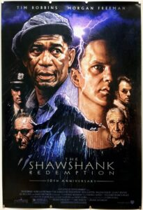 The Shawshank Redemption 10th Anniversary US One Sheet