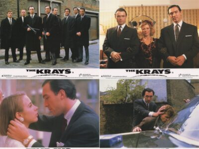The Krays UK Front of House Lobby Card