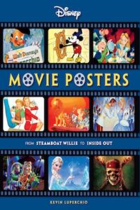 Disney Movie Posters From Steamboat Willie to Inside Out