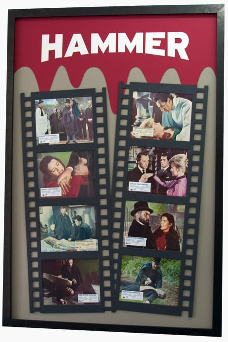 movie poster frame indiana jones