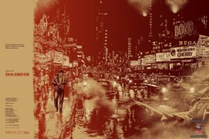 Taxi Driver by Martin Ansin