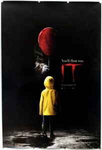 IT (2017) TEASER US One Sheet