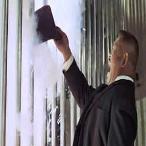 James Bond Gadgets from Inside Q Branch, Bowler Hat, Goldfinger (1964)